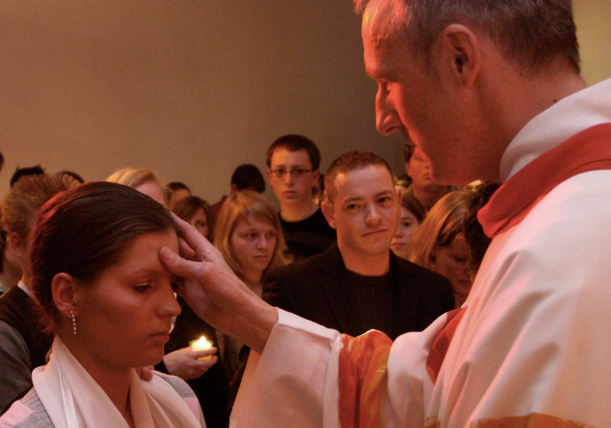 Das Sakrament Der Taufe Bistum Hildesheim
