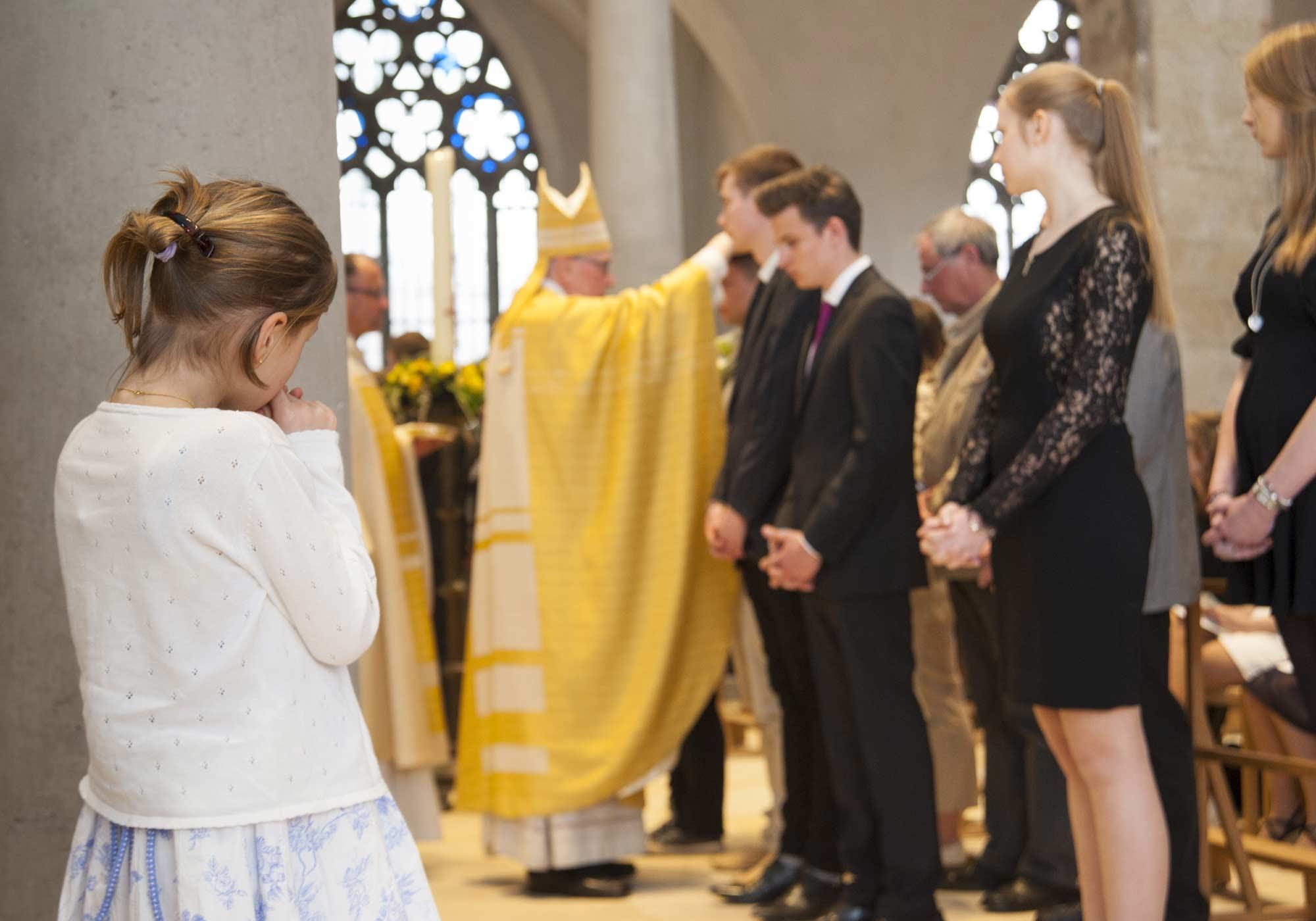 Katholisch Firmung
