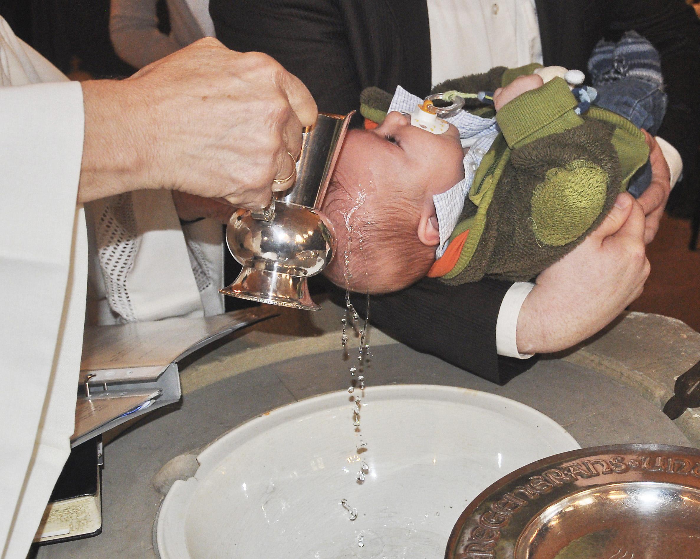 Voraussetzung Taufe